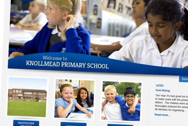 portfolio-knollmead-school-website-design1