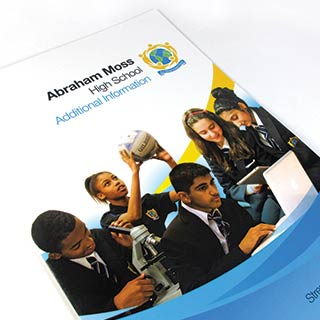 Abraham Moss Secondary School Prospectus