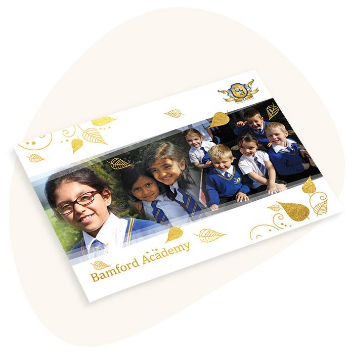 Bamford Academy Prospectus Design