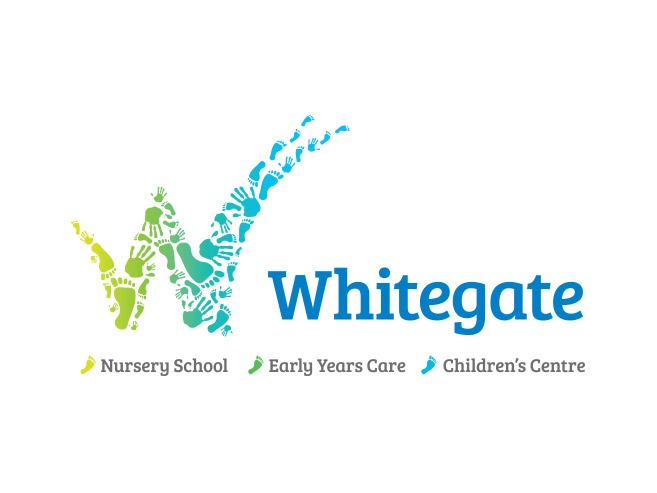 Whitegate Nursery Logo Design