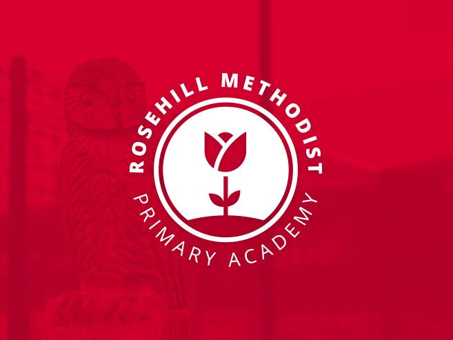 Rosehill Primary Academy Logo Design
